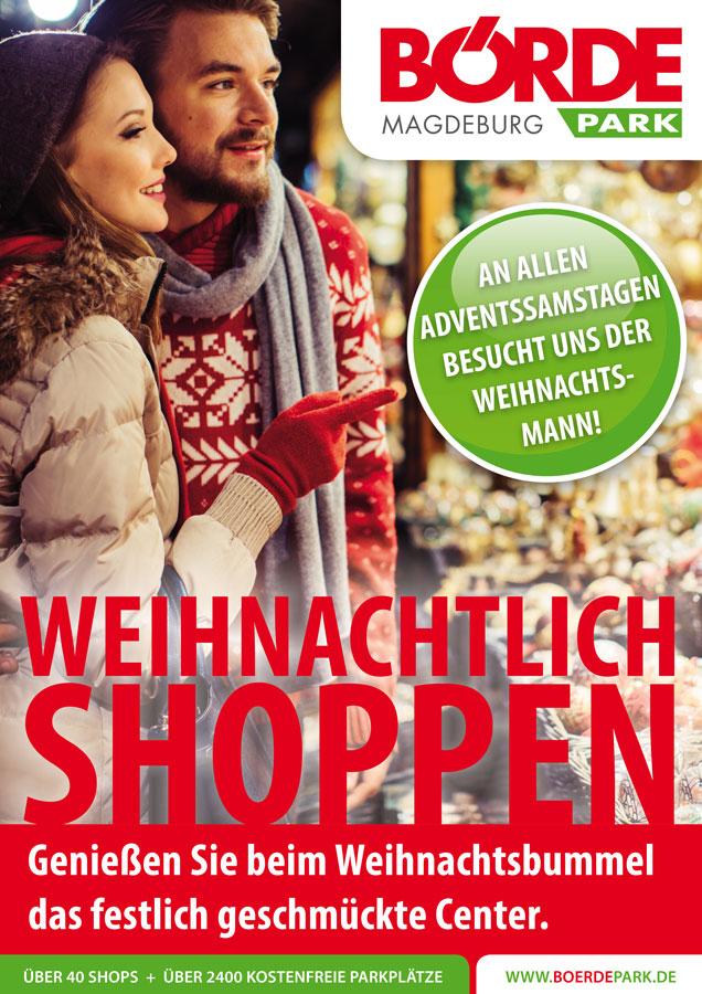 Weihnachtlich Shoppen
