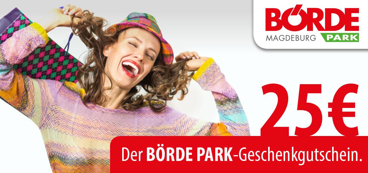 Börde Park Gutschein